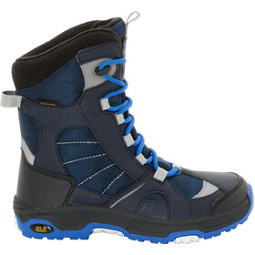 Jack Wolfskin Snow Ride Texapore Winter Boots Boys vibrant blue